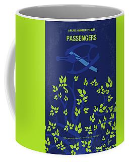 No803 My Passengers Minimal Movie Poster Coffee Mug
