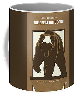 No824 My The Great Outdoors Minimal Movie Poster Coffee Mug