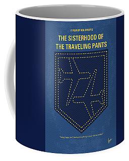 No826 My The Sisterhood Of The Traveling Pants Minimal Movie Poster Coffee Mug