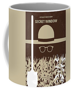 No830 My Secret Window Minimal Movie Poster Coffee Mug