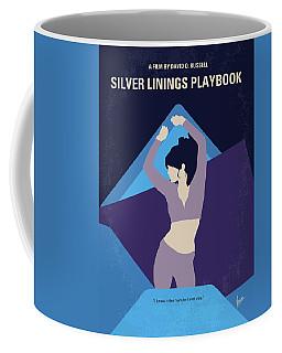 No832 My Silver Linings Playbook Minimal Movie Poster Coffee Mug