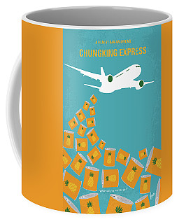 No835 My Chungking Express Minimal Movie Poster Coffee Mug