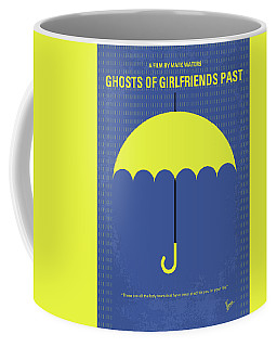 No839 My Ghosts Of Girlfriends Past Minimal Movie Poster Coffee Mug