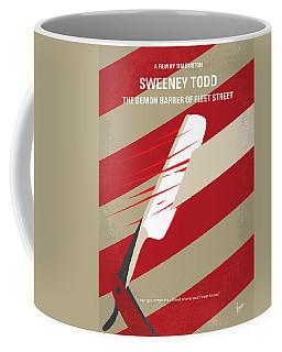 No849 My Sweeney Todd Minimal Movie Poster Coffee Mug