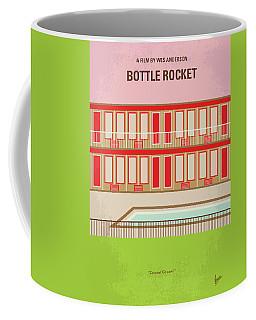 No855 My Bottle Rocket Minimal Movie Poster Coffee Mug