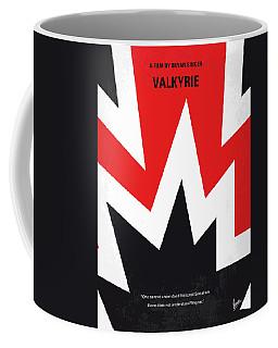 No876 My Valkyrie Minimal Movie Poster Coffee Mug