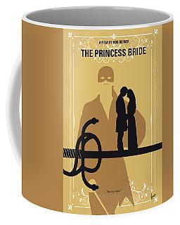 No877 My The Princess Bride Minimal Movie Poster Coffee Mug