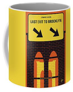 No879 My Last Exit To Brooklyn Minimal Movie Poster Coffee Mug
