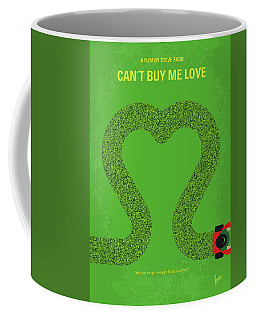 No894 My Cant Buy Me Love Minimal Movie Poster Coffee Mug
