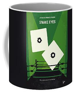No898 My Snake Eyes Minimal Movie Poster Coffee Mug