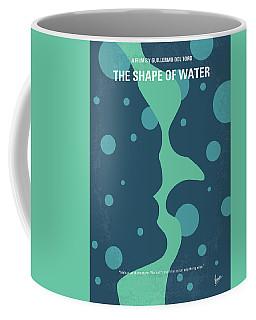 No902 My The Shape Of Water Minimal Movie Poster Coffee Mug