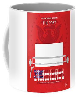 No907 My The Post Minimal Movie Poster Coffee Mug