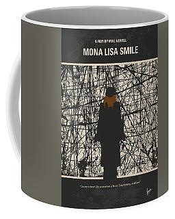 No914 My Mona Lisa Smile Minimal Movie Poster Coffee Mug