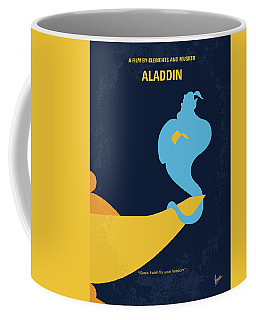 No920 My Aladdin Minimal Movie Poster Coffee Mug