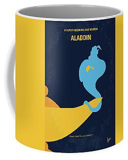 No920 My Aladdin Minimal Movie Poster Coffee Mug