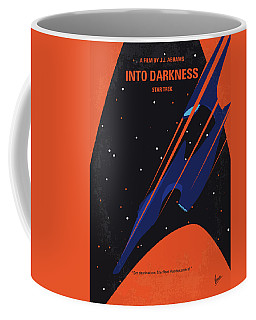 No931 My St Into Darkness Minimal Movie Poster Coffee Mug