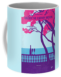 No933 My Under The Cherry Moon Minimal Movie Poster Coffee Mug