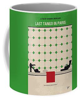 No941 My Last Tango In Paris Minimal Movie Poster Coffee Mug