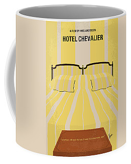 No943 My Hotel Chevalier Minimal Movie Poster Coffee Mug