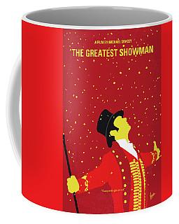 No965 My The Greatest Showman Minimal Movie Poster Coffee Mug