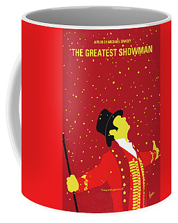 No965 My The Greatest Showman Minimal Movie Poster Coffee Mug