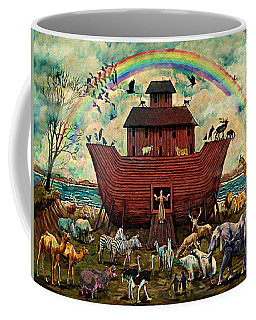 Noah's Ark Coffee Mug