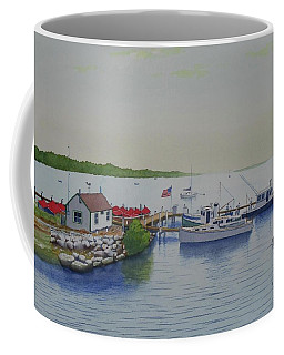 Noank, Ct Coffee Mug