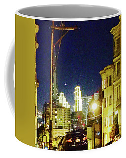 Nob Hill Electric Coffee Mug