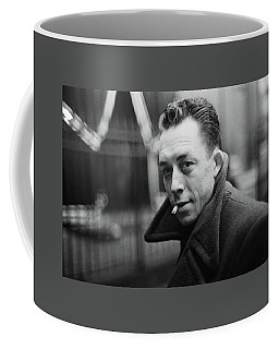 Nobel Prize Winning Writer Albert Camus  Unknown Date-2015           Coffee Mug