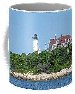 Nobska Point Lighthouse Coffee Mug
