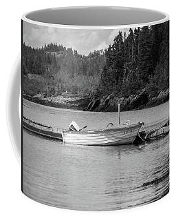 Noca Scotia In Black And White  Coffee Mug