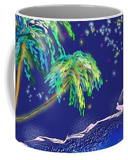 Noche Tropical Coffee Mug