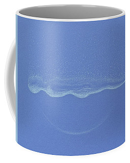 Coffee Mug featuring the drawing Nocturnal Surrender by Michele Myers