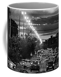 Noir City Coffee Mug by Beto Machado