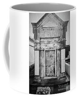 Nola Tomb 2 - Charcoal Coffee Mug by Kathleen K Parker