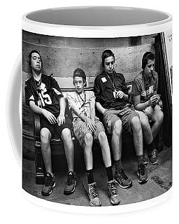 Coffee Mug featuring the photograph Nolens Volens by Michel Verhoef
