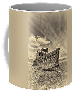 Nomad Sepia Coffee Mug