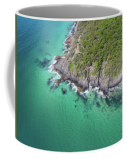 Coffee Mug featuring the photograph Noosa National Park by Keiran Lusk