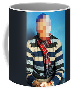 Coffee Mug featuring the photograph Nor That by Prakash Ghai