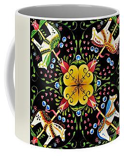Nordic Carousel Coffee Mug