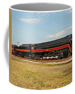 Norfolk And Western J-class 611 Coffee Mug by John Black