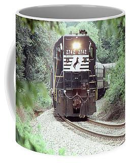 Norfolk Southern Passenger Excursion Coffee Mug