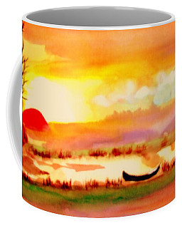 Normandy Fields Coffee Mug