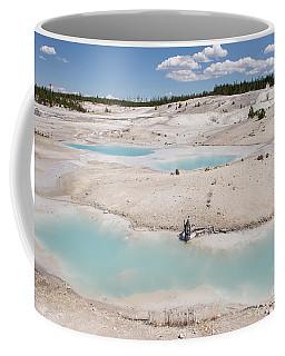 Norris Geyser Basin Coffee Mug