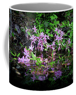 Coffee Mug featuring the photograph Norris Lake Floral 2 by Douglas Stucky