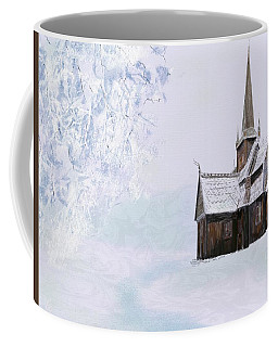Norsk Kirke Coffee Mug