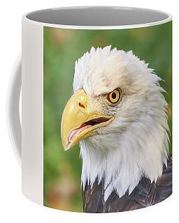 North American Bald Eagle  Coffee Mug