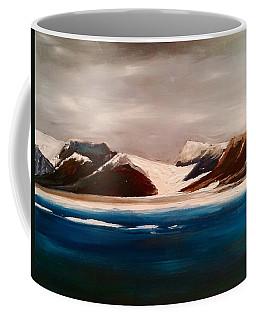 North Baffin Glacier Coffee Mug
