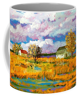 North Bank Of The White Oak River Coffee Mug