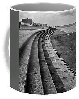 North Beach, Heacham, Norfolk, England Coffee Mug